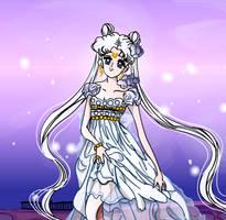 Princess Serenity  nr1 by TheSechelf