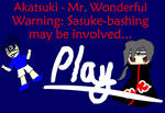 Akatsuki Mr. Wonderful