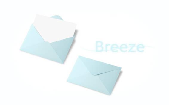Breeze envelope