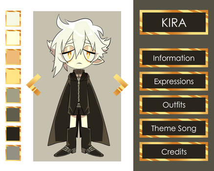 [Updated] Interactive Ref: Kira (WIP?)