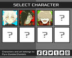 [Interactive Ref]  Select Character! (WIP)