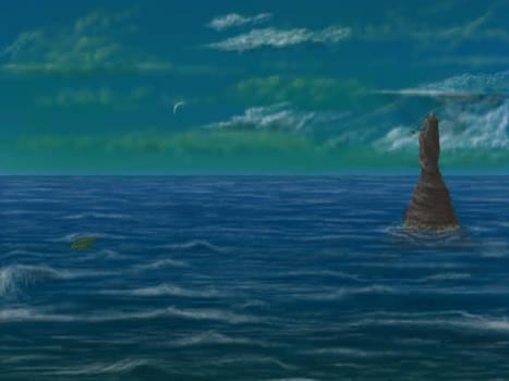 The Charybdis Sea