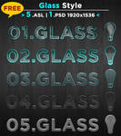 Free Glass Style