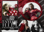 Taylor Hill PNG Pack #2