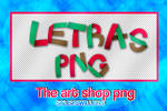 Letras Pack PNG [The art shop] #4