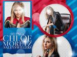 Chloe Moretz PNG Pack #8