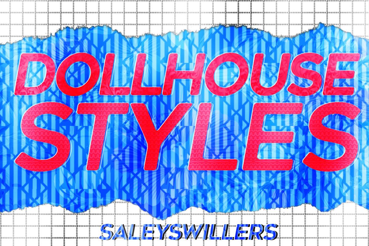 +Dollhouse Styles by irwinbae