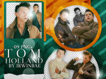 Tom Holland PNG Pack #30 by irwinbae