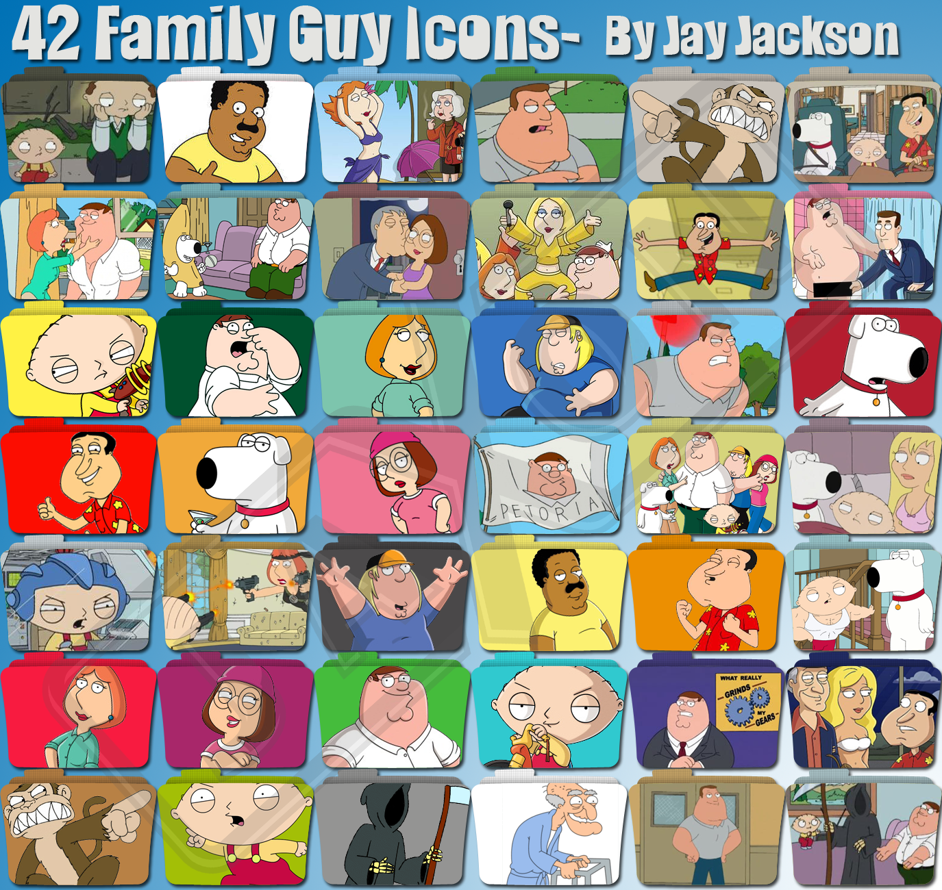 family guy characters wallpaper - photo #16