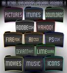 Glow Icon Series 1