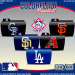 Colorflow Baseball Icons Set 3