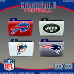 Colorflow Football Set 2