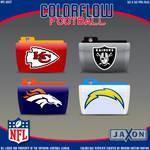 Colorflow Football Set 3