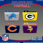 Colorflow Football Set 4