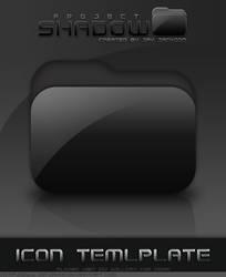 Shadow Icon Template by JayJaxon