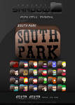 South Park Shadow Icons