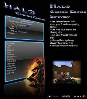 Halo Custom Edition Infoview