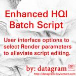 Apophysis New HQI Batch Script