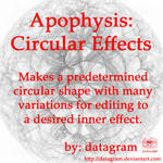 Apophysis Circular Effects