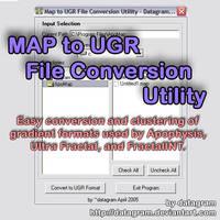 Map to UGR Converter+Compiler by datagram