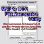 Map to UGR Converter+Compiler