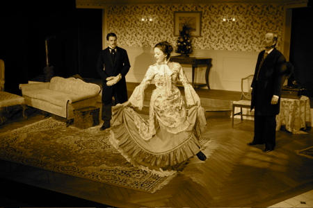 an overview of act two in a dolls house a play by henrik ibsen Chapter summary for henrik ibsen's a doll's house, act 3 section 3 summary find a summary of this and each chapter of a doll's house.
