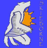 SkieBorne Mascot 2 by arikla