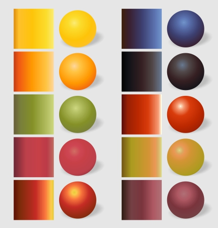 fruits gradients by 222--C-M--555