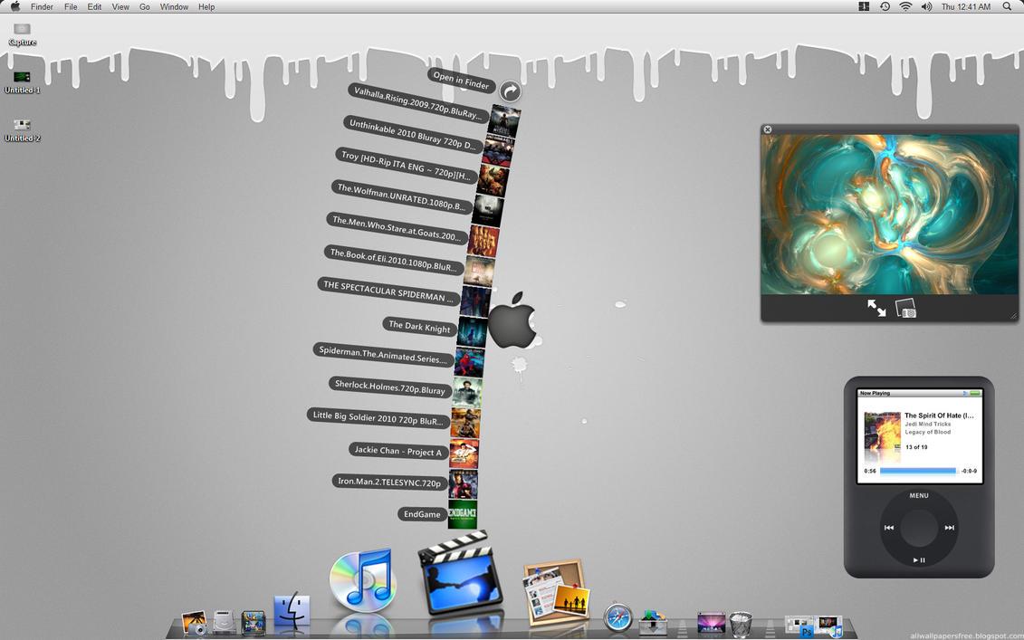 Realistic Mac OSX Windows 7 by UniversalTechnology