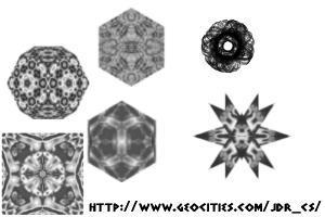 Kelaidescope Shapes by StevenJ33