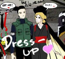 Shika-tema-ino dressupDOWNLOAD by I-W-IRON