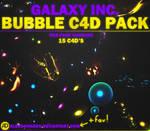 Galaxy Inc. - Bubble C4D Pack