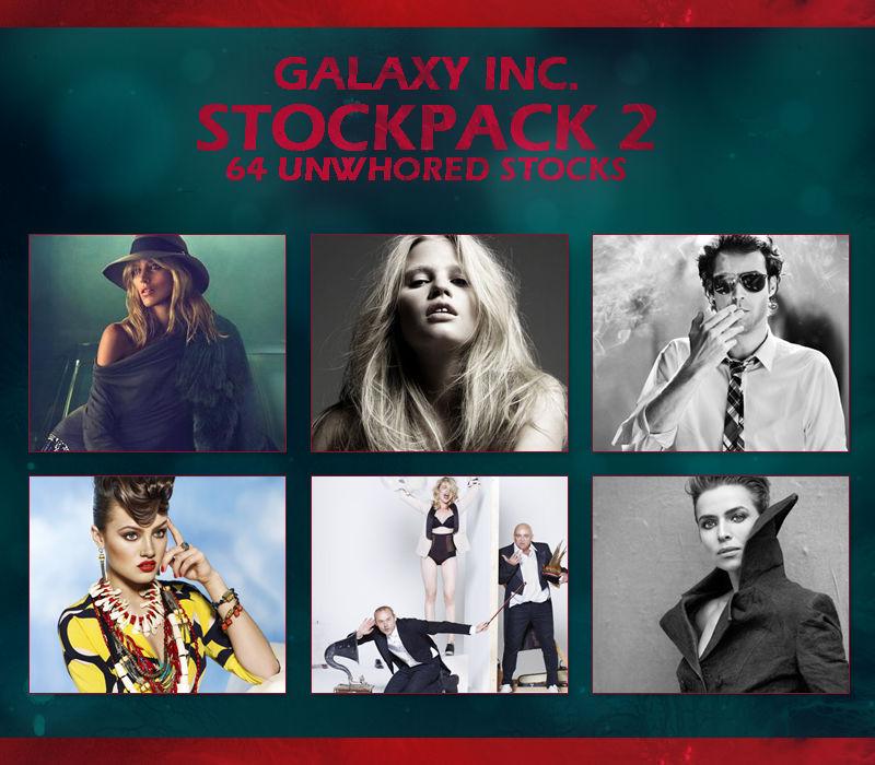 Galaxy Inc. - Stockpack 2