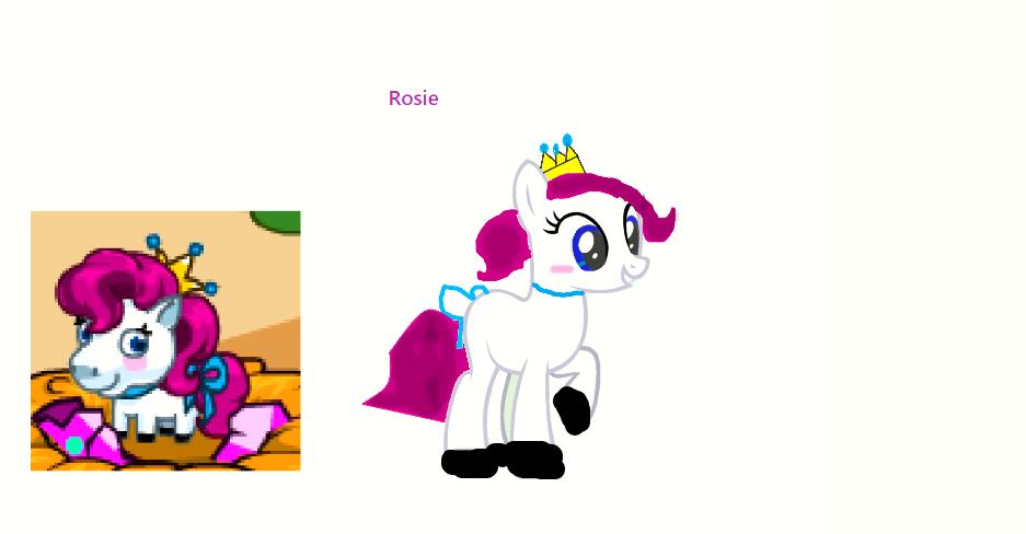 Rosie by PigXChloe
