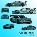 Car BrushSet by asuleng
