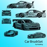 Car BrushSet by asuleng