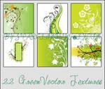 Green Vector Textures