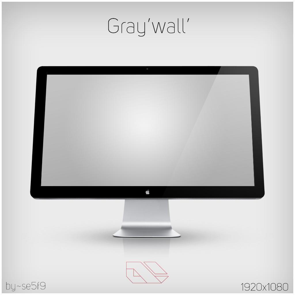 Gray'wall' - II by se5f9