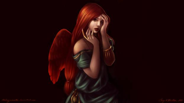Angel of Sorrow BKG Pack by DarlingMionette
