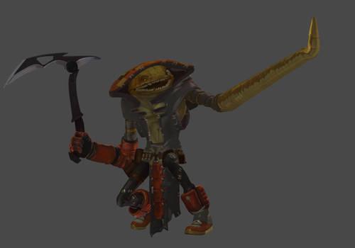 Battleborn Pendles Updated for XPS