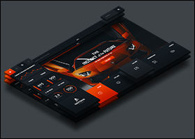 Isometric 3D Display - PS Tutorial