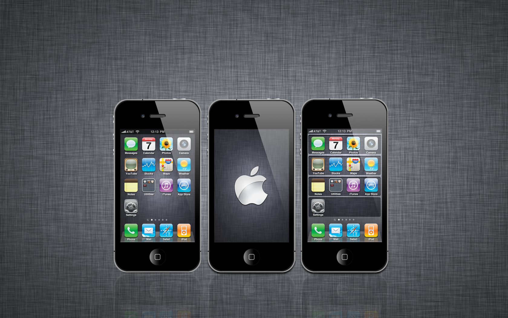 IOS 5 Wallpaper Pack By ITeppo On DeviantArt
