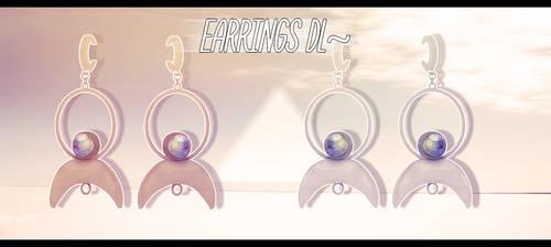 [MMD - Part] .:''Reverie Earrin'' :.+ DL