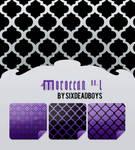 Moroccan Patterns no. 1