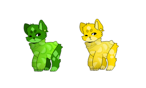 AUCTION- Lemon and Lime CLOSED