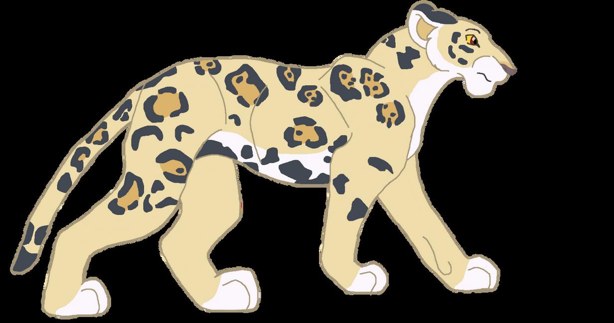 Jaguar by AndrewShilohJeffery