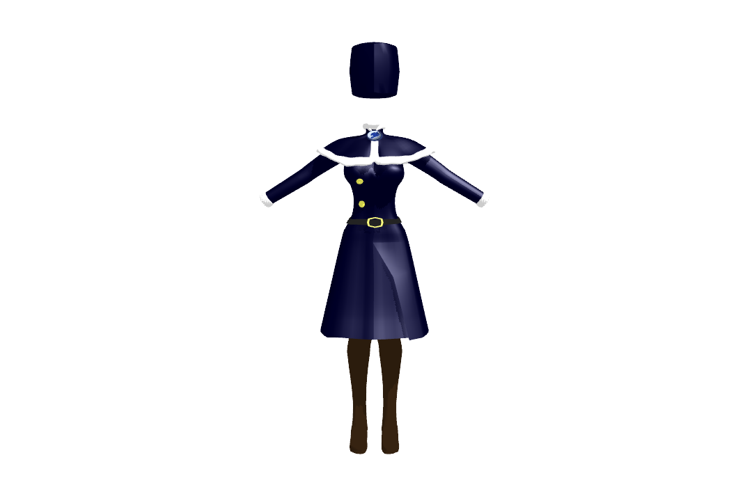 MMD Russian Outfit XD DL By 2234083174 On DeviantArt