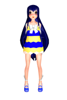 MMD FT Wendy Marvell DL by 2234083174