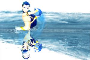 MMD FT Aquarius DL by 2234083174