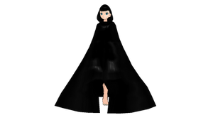 MMD Hooded Cape DL